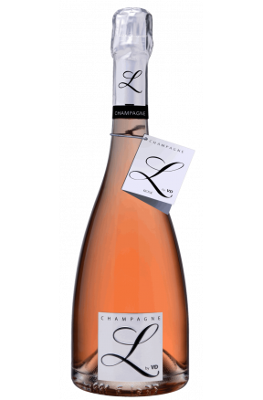 Champagne L by Veuve Doussot Rose