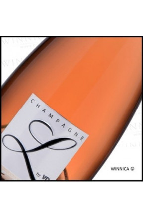 Champagne L by Veuve Doussot Rose