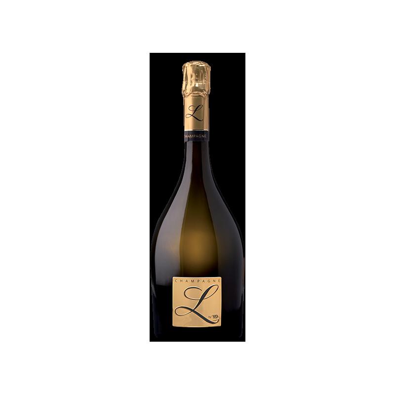 Champagne L by Veuve Doussot Blanc de Blanc