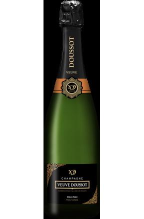 Champagne Tradition Demi-Sec Veuve Doussot