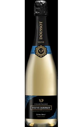 Champagne Extra Brut Veuve Doussot