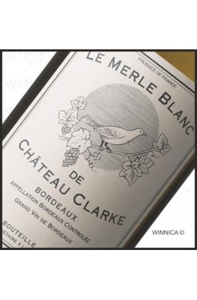 Le Merle Blanc de Chateau Clarke