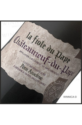 """""""La Fiole du Pape"""" Chateauneuf Du Pape"""