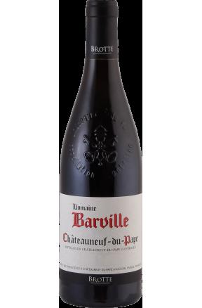 """""""Domaine Barville"""" Chateauneuf Du Pape 37,5 cl"""