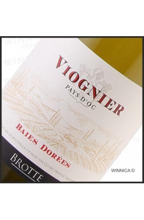 """Vin de Pays d'Oc Viognier """"Baies Dorées"""""""