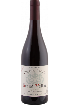 Grand Vallon Syrah-Merlot