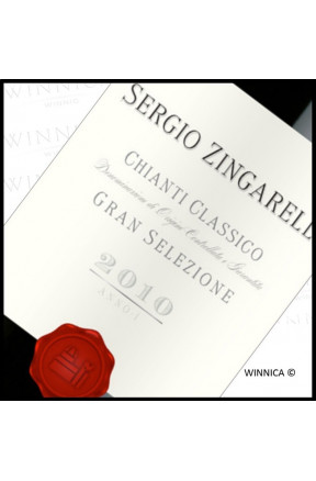 Chianti Classico Sergio Zingarelli Gran Selezione