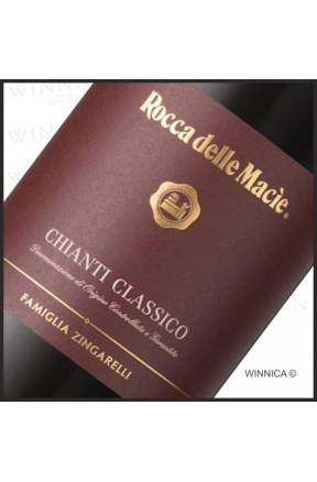Chianti Classico Famiglia Zingarelli 37,5 cl