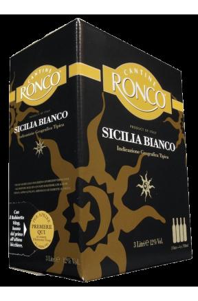 Cantine Ronco Bianco Sicilia 300 cl