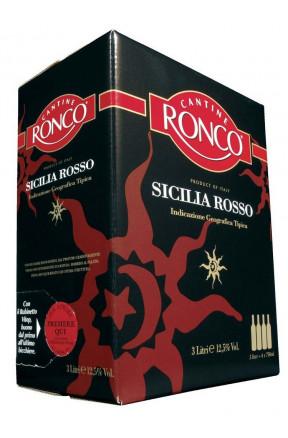 Cantine Ronco Rosso Sicilia 300 cl
