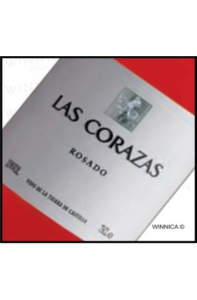 Las Corazas Rosado