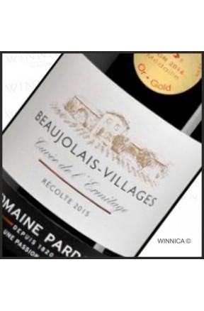Beaujolais Villages Rouge 37,5 cl