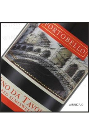 Portobello Vino da Tavola red semi-sweet