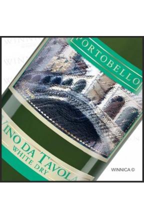 Portobello Vino da Tavola white dry