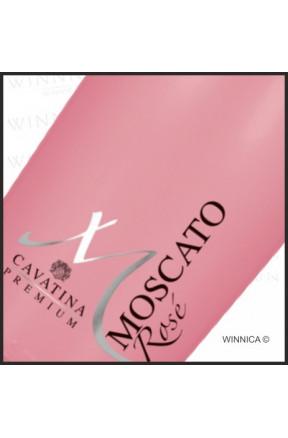 Cavatina Premium Moscato Rose