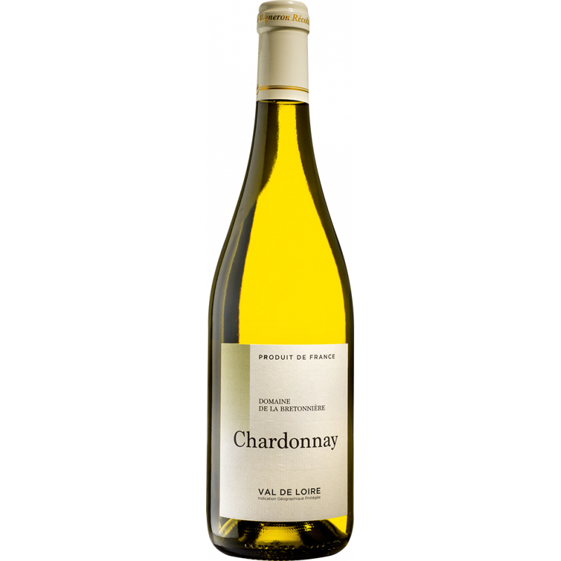 Domaine de la Bretonnière Chardonnay