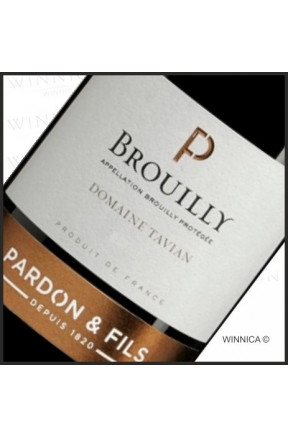 "Brouilly ""Domaine Tavian"""