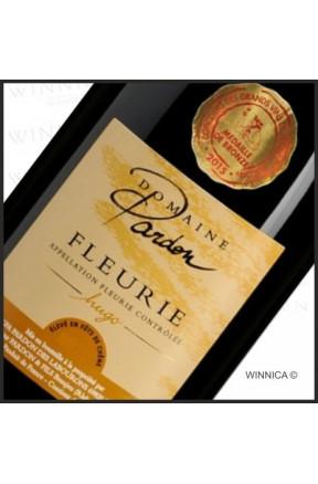 "Fleurie "" Cuvee Hugo Domaine Pardon """