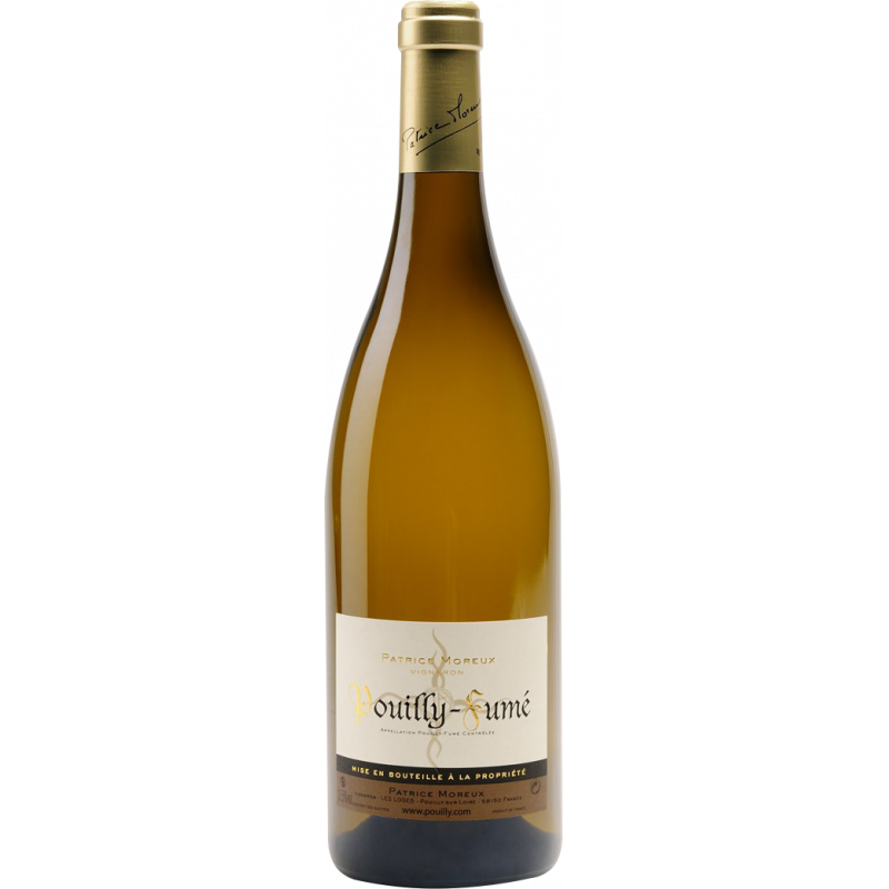 "Pouilly-Fume ""Domaine Patrice Moreux"""