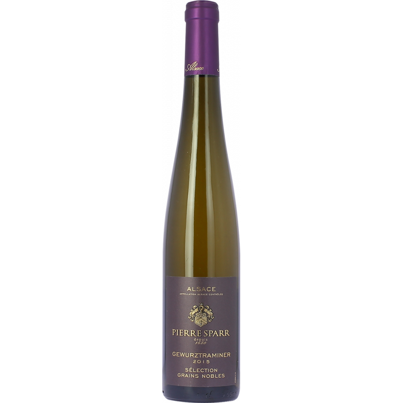 Gewurztraminer Selection de Grains Nobles 50cl