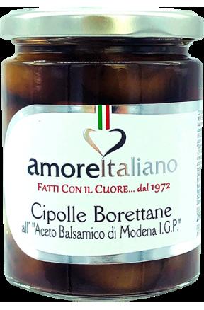 Cebulki Borettane Amore Italiano 314g