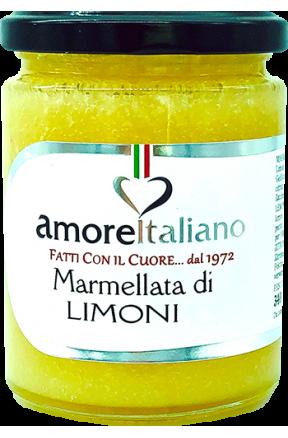 Konfitura cytrynowa Amore Italiano 314g