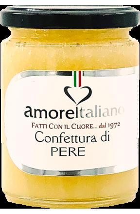 Konfitura z gruszek Amore Italiano 314g