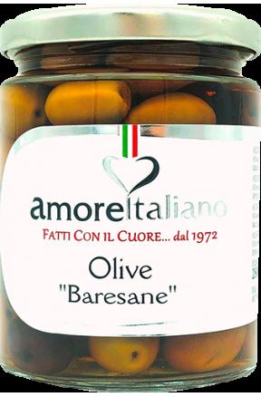 Oliwki zielone alla Siciliana Amore Italiano 314g