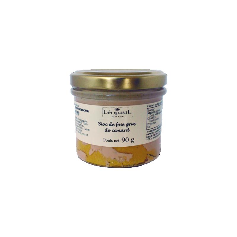 Foie gras LeoPaul 90g