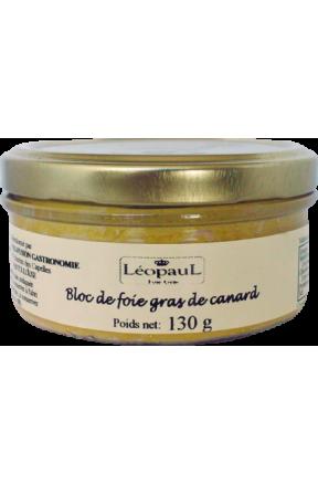 Foie gras LeoPaul 130g