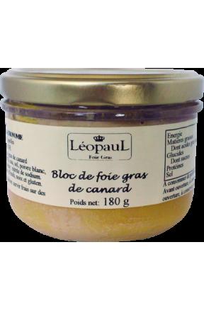 Foie gras LeoPaul 180g