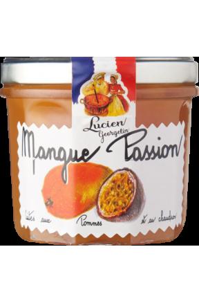 Konfitura z mango i marakui Lucien Georgelin 100g
