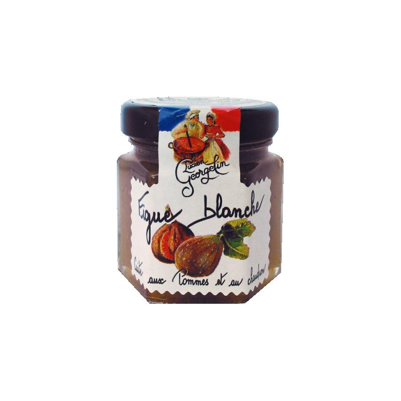 Konfitura z białej figi Lucien Georgelin 50g