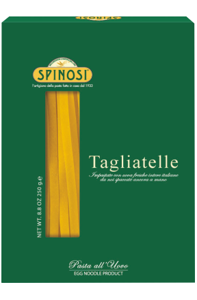 Tagiatelle Spinosi 250g