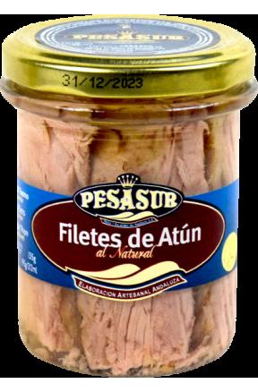 Filety z tuńczyka Pesasur 195g
