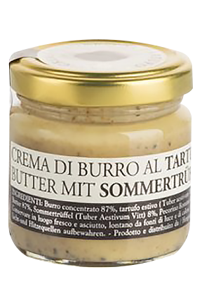 Masło z czarnymi truflami Urbani Truffles 70g