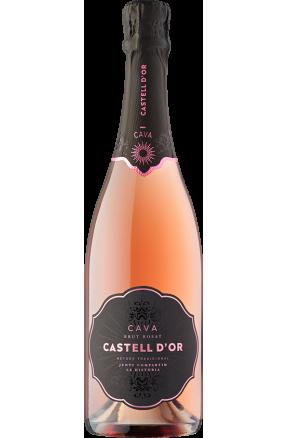 Castell D'Or Cava Brut rosado