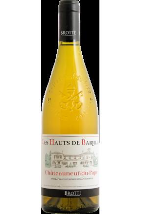 """Châteauneuf-du-Pape """"Les Hauts de Barville"""""""
