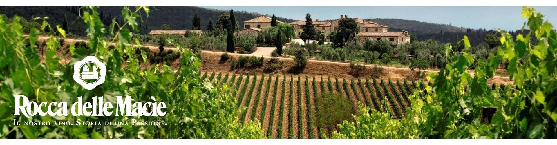 Wino Rocca delle Macie