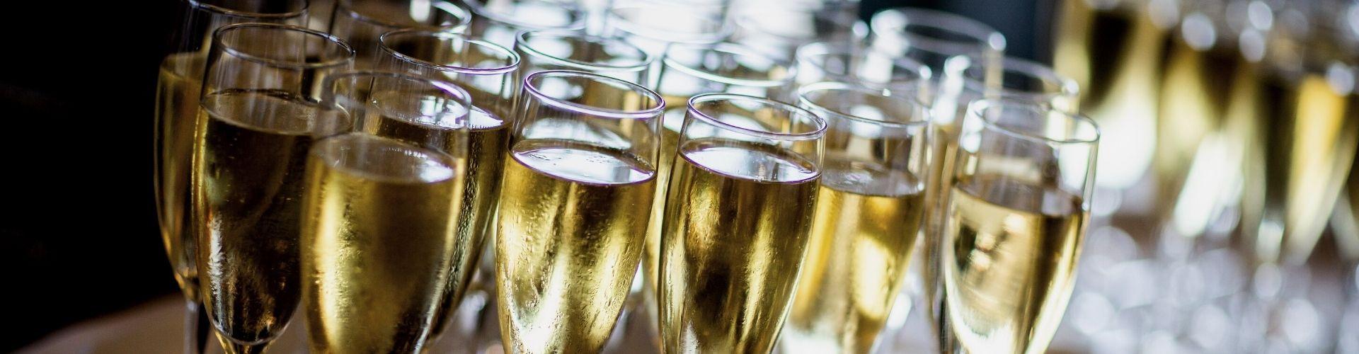 Wina musujące - Prosecco, Cava, Champagne