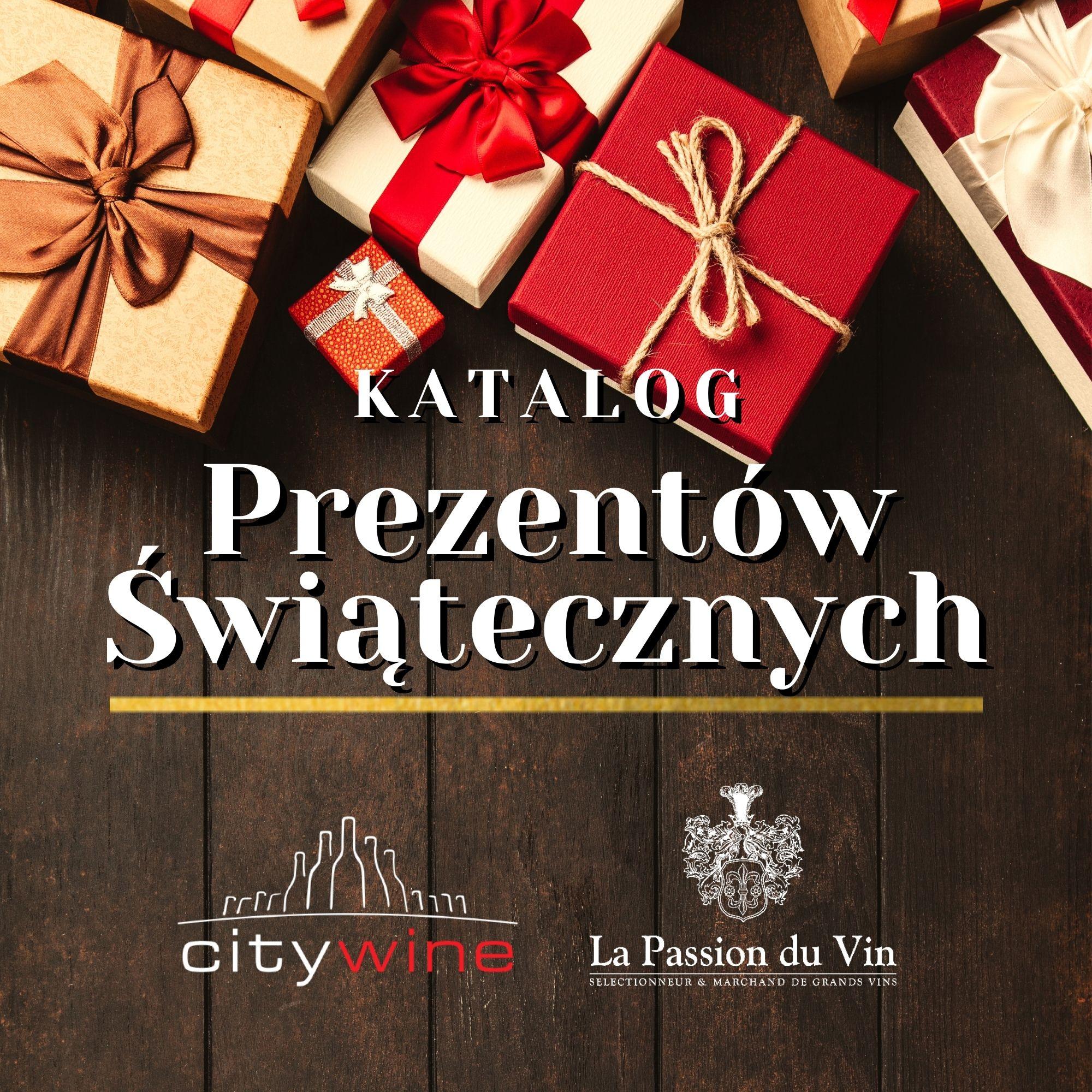 Katalog Prezentów świątecznych CityWine 2021